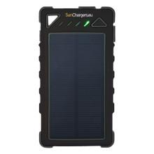Sunchargers Smart Solar Powerbank 8.000 mAh Zwart