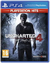 PlayStation Hits: Uncharted 4 A Thief's End PS4