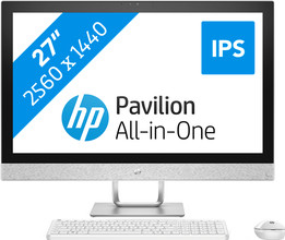 HP Pavilion All-in-One 27-r104nb Azerty