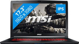 MSI GV72 8RC-053BE Azerty