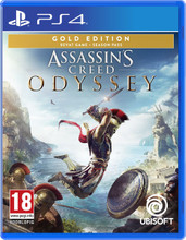 Assassin's Creed Odyssey (Gold Edition)  PS4
