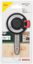 Bosch Nano Zaagblad hout basic 50 mm