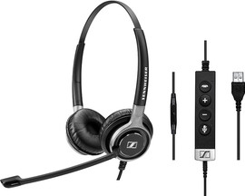 Sennheiser SC 665 USB Office Headset