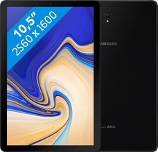 Samsung Galaxy Tab S4 Wifi Zwart BE