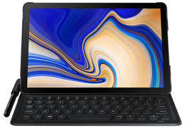Samsung Galaxy Tab S4 Keyboard Cover Zwart Azerty