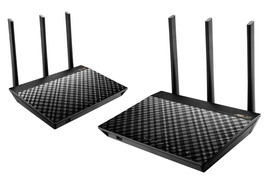 Asus RT-AC67U AiMesh Bundle