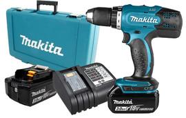 Makita DDF453SFE Accuboormachine