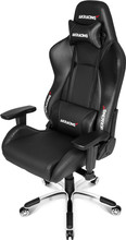 AKRACING Gaming Chair Master Premium - PU Carbon Zwart