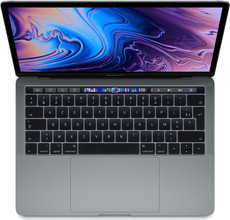 Apple MacBook Pro 13 Touch 2018 16/256GB 2,7GHz Space AZERTY