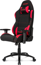 AKRACING Gaming Chair Core EX - Zwart / Rood