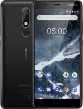 Nokia 5.1 Zwart