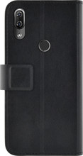 Azuri Wallet Magneet Wiko View Lite Book Case Zwart