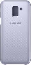 Samsung J6 (2018) Wallet Cover Grijs