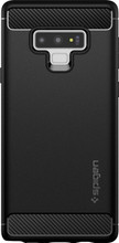 Spigen Rugged Armor Galaxy Note 9 Back Cover Zwart