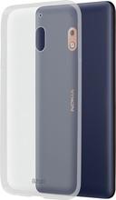 Azuri TPU Nokia 2 (2018) Back Cover Transparant