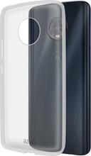 Azuri TPU Motorola Moto G6 Back Cover Transparant