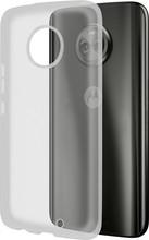 Azuri Glossy TPU Motorola Moto G6 Plus Transparant