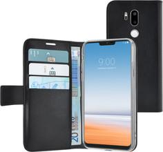 Azuri Wallet Magneet LG G7 Book Case Zwart