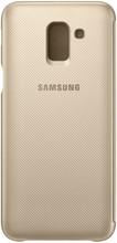 Samsung J6 (2018) Wallet Cover Goud
