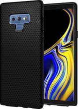 Spigen Liquid Air Galaxy Note 9 Back Cover Zwart