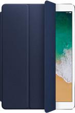 Apple iPad Pro 10,5 inch Leren Smartcover Blauw
