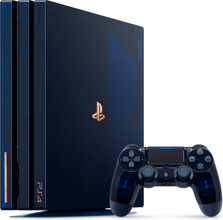 Sony PlayStation 4 Pro 500 Mil Limited Edition 2 TB