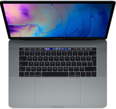 Apple MacBook Pro 15 Touch 2018 16/512 2,2GHz 555 Space AZTY