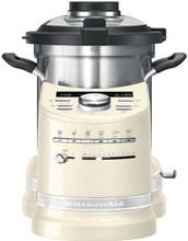 KitchenAid Artisan Cookprocessor Amandelwit