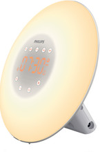 Philips Wake-Up Light HF3506/05 Zilver