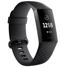 Fitbit Charge 3 Zwart / Grafiet
