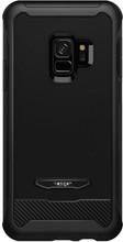 Spigen Reventon Samsung Galaxy S9 Back Cover Zwart