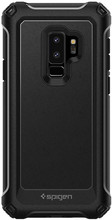 Spigen Pro Guard Samsung Galaxy S9 Plus Full Body Zwart
