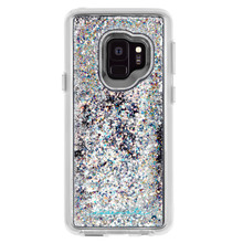 Case-Mate Waterfall Iridescent Galaxy S9 Back Cover