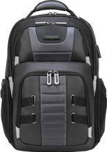 Targus DrifterTrek 15.6 USB Laptop Backpack Black