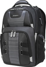 Targus DrifterTrek 17.3 USB Laptop Backpack Black