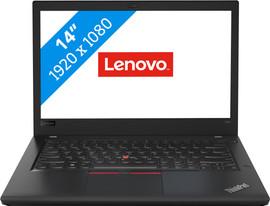 Lenovo Thinkpad T480 i5 - 8GB - 256GB SSD Azerty
