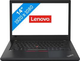 Lenovo Thinkpad T480 i7 - 16GB - 512GB SSD Azerty