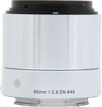 Sigma 60mm f/2.8 Art DN Sony E-mount Zilver