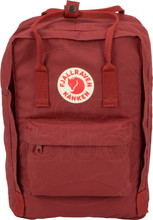 "Fjällräven Kånken Laptop 15"" Ox Red"