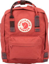 Fjällräven Kånken Mini Deep Red-Random Blocked