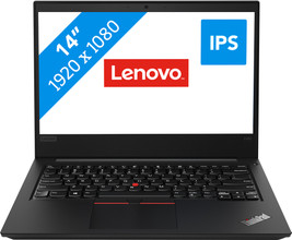 Lenovo Thinkpad E480 i7 - 8GB - 256GB SSD Azerty