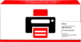 Huismerk MLT-D111L Zwart voor Samsung printers