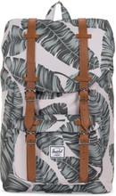 Herschel Little America Mid-Volume Silver Birch Palm
