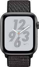 Apple Watch Series 4 40mm Nike+ Gray Alu/Nylon Sportband