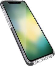 Azuri Flexible Bumper iPhone Xr Back Cover Zwart