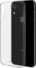 Azuri TPU iPhone Xr Back Cover Transparant