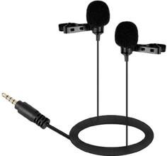 Boya BY-LM400 Duo Pro Lavalier Microfoon