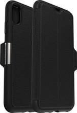 Otterbox Strada iPhone XS Max Book Case Zwart