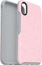 Otterbox Symmetry iPhone XS Back Cover On Fleck
