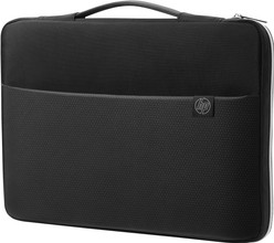 HP 17.3'' Carry Sleeve Black/Silver
